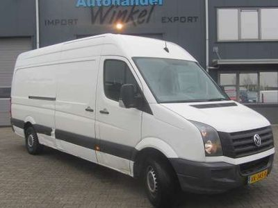 tweedehands VW Crafter L3H2 MAXI AIRCO