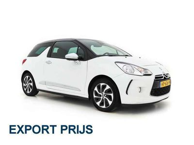 tweedehands Citroën DS3 1.6 BlueHDi Business *NAVI+PDC+ECC+CRUISE*