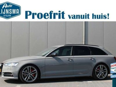 tweedehands Audi A6 Avant 3.0 TDI BiT quattro Competition Nappa 2xNavi