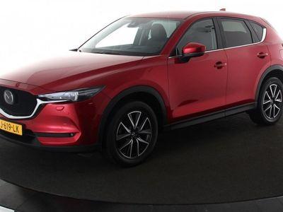 tweedehands Mazda CX-5 2.5 SkyActiv-G 194 GT-M 4WD | Leder | Camera | Hea