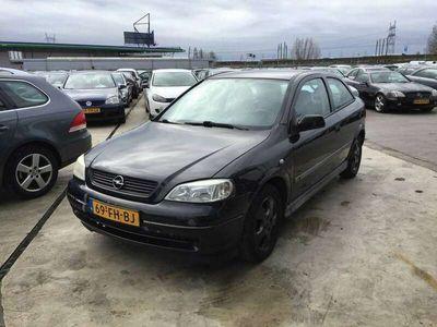 tweedehands Opel Astra 1.6i-16V GL