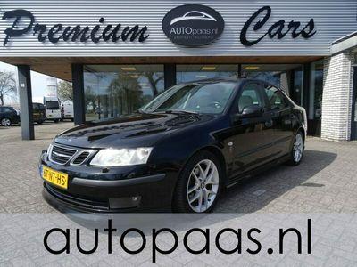 tweedehands Saab 9-3 Sport Sedan 2.0T Aero,Automaat,Dak,Xenon,Nav! Full options!