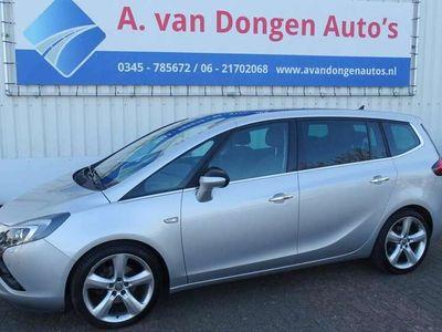 tweedehands Opel Zafira Tourer 1.4 TURBO COSMO,Xenon,Navi,Pano,PDC