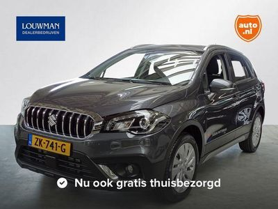 tweedehands Suzuki SX4 S-Cross 1.4 Boosterjet Select | Navi | Climate |