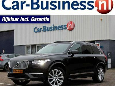 tweedehands Volvo XC90 T8 Twin Engine AWD Inscription 7-pers + Pano + Ful