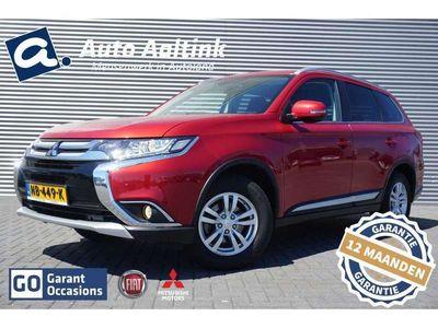 tweedehands Mitsubishi Outlander 2.0 Business Ed. 1.600 KG TREKGEWICHT | AUTOMAAT | 12 MND GARAN