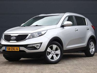 tweedehands Kia Sportage 1.6 GDI Plus Pack (TREKHAAK, LEDER, CLIMA, LED, PD