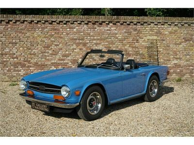tweedehands Triumph TR6 Fully restored and revised
