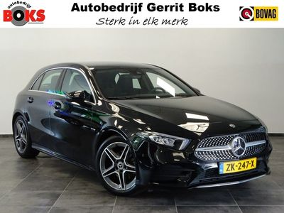 """tweedehands Mercedes A180 Business Solution AMG VirtualCP Navigatie Clima Cruise 18""""LM 136PK!"""