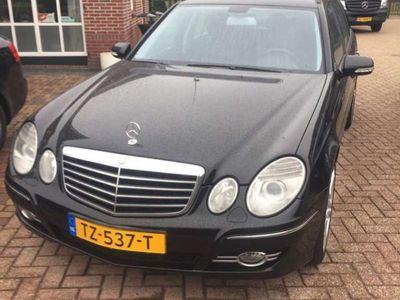 tweedehands Mercedes E220 Combi CDI Avantgarde