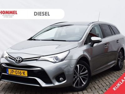 tweedehands Toyota Avensis Touring Sports 1.6 D-4D-F LEASE PRO - NAVI - CRUISE CONTROL - TREKHAAK .
