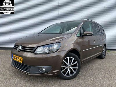 tweedehands VW Touran 2.0 TDI Highline 7p. / DSG Automaat / Airco / Acht