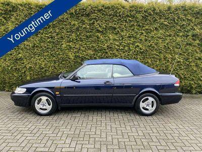tweedehands Saab 9-3 Cabriolet 2.0t S-154PK |G3|Youngtimer