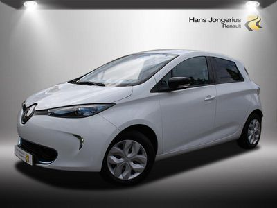 tweedehands Renault Zoe Q210 Life Quickcharge 22 kWh (ex Accu) Navi / Climate control / Cruise control / bluetooth.
