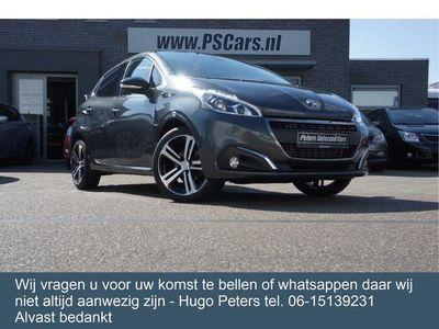 tweedehands Peugeot 208 1.2 PT 110pk GT-line Bluetooth/Cruise/Clima/Navi/P