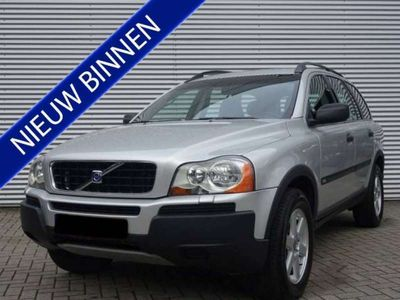tweedehands Volvo XC90 2.5 T AWD Automaat Summum 7-Pers Youngtimer