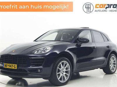 """tweedehands Porsche Macan 2.0 NL Auto Panoramadak Navigatie Leder 20"""" LM Vel"""
