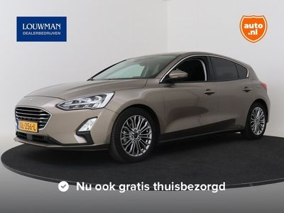 tweedehands Ford Focus 1.0 EcoBoost Titanium Business I Navigatie I Cruise Control I Climate Control I PDC voor+Achter I Stuurverwarming I