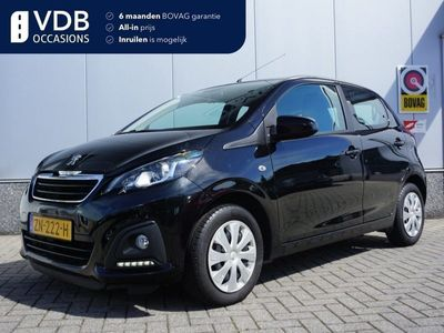 tweedehands Peugeot 108 1.0 e-VTi Blue Lease/ Camera/Bluetooth/Airco