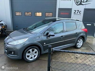 tweedehands Peugeot 207 1.6 hdi blue lease