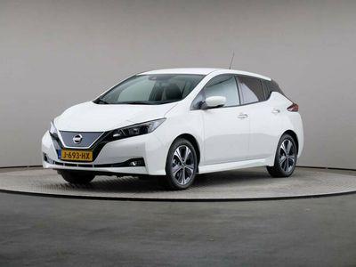 tweedehands Nissan Leaf N-Connecta 40 kWh, Automaat, € 26.900