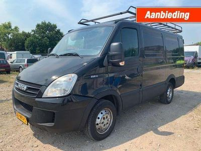 tweedehands Iveco Daily 35 S 14V 300 H2 L AIRCO AUT MOOI