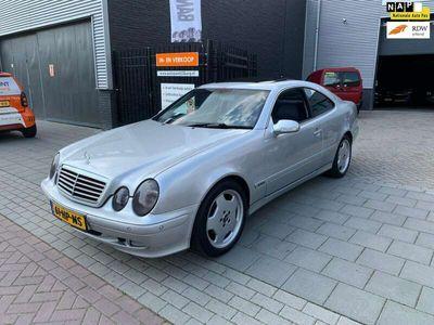 tweedehands Mercedes CLK200 Coupé K. Elegance Schuifdak Airco NAP APK 1 Jaar
