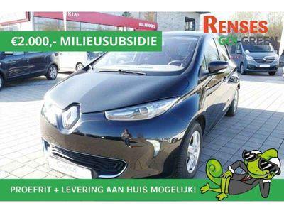tweedehands Renault Zoe Q210 Intens 7.880 - 5880 na milieusubsie Quickchar