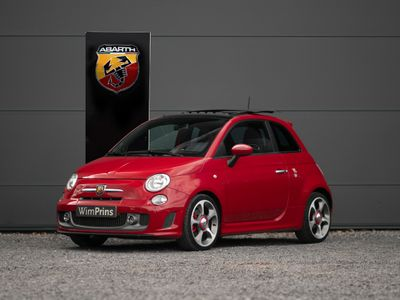 tweedehands Abarth 595 Turismo | Pano | Leder