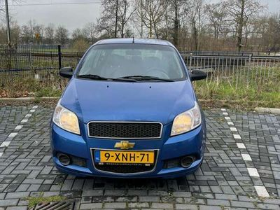tweedehands Chevrolet Aveo 1.2 16V L