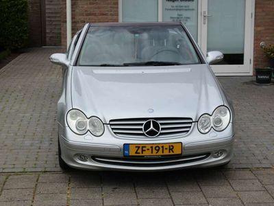 tweedehands Mercedes CLK320 320 Avantgarde