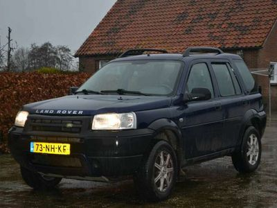 tweedehands Land Rover Freelander Station Wagon 1.8 S Airco Elek. Ramen Tekhaak 157d