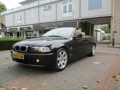 tweedehands BMW 318 Cabriolet 318Ci Executive / AIRCO / VOL-LEDER / YOUNG