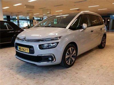 tweedehands Citroën C4 SpaceTourer Grand1.6 BlueHDi Business 7 pers+Trekhaak