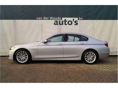 tweedehands BMW 535 i xDrive Automaat Luxury Edition -LEER-S.DAK-