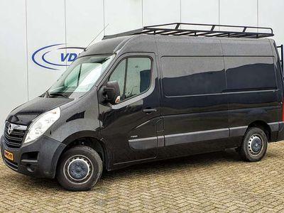 tweedehands Opel Movano 2.3 CDTI BiTurbo 146 pk L2H3 Start/Stop Airco, Cru