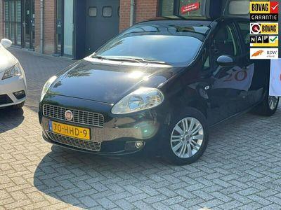 tweedehands Fiat Grande Punto 1.4 Edizione Lusso/Automaat/Luxe/Airco/Ecco/Onderh