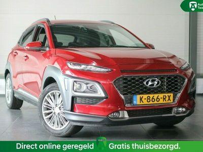 tweedehands Hyundai Kona 1.0T Fashion | Navigatie | Draadl. telefoonlader