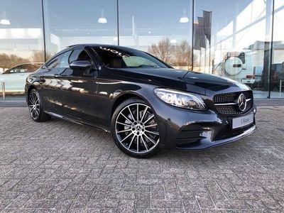 tweedehands Mercedes 300 C-KLASSE Coupé4MATIC Premium Plus Pack | Airmatic | Rijassistentie Plus | Standkachel |
