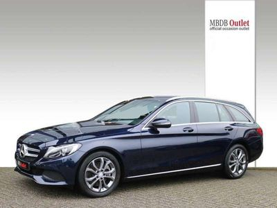 tweedehands Mercedes C300 Estate CDI HYBRID Lease Edition