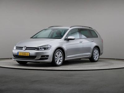 tweedehands VW Golf Variant 1.0 TSI Connected Series Executive Plus, Navigatie