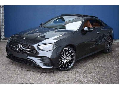 tweedehands Mercedes 300 E-Klasse CoupéPremium Plus AMG | Nightpakket | Panoramadak | 360° camera | Rijassistentiepakket | Memorystoelen | Burmester