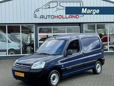 tweedehands Citroën Berlingo 1.9 D 51KW 69PK MARGE AIRCO/ ELEC RAMEN/ TREKHAAK