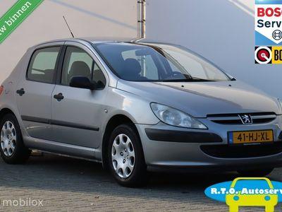 tweedehands Peugeot 307 1.4 XT 5 DEURS APK NIEUW INRUIL KOOPJE !!