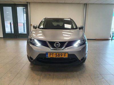 tweedehands Nissan Qashqai 1.2 Tekna | inclusief winterset | Key-less entry | Navigatie