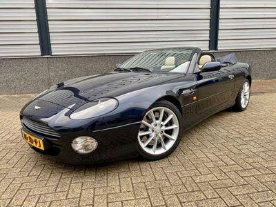 tweedehands Aston Martin DB7 5.9 V12 Vantage Volante AUT 2002