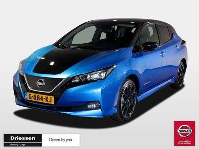 "tweedehands Nissan Leaf 3.Zero Limited Edition 62 kWh Excl. BTW (4% Bijtelling - 18"" Sport Velgen - Two Tone - Pro Pilot Parking)"