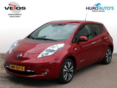 tweedehands Nissan Leaf Tekna 30 kWh | Leder | Stoelverwarming | 360º Came