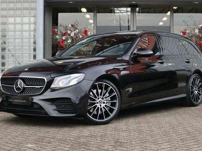 tweedehands Mercedes E43 AMG AMG Estate 4MATIC BRABUS 450PK, Rij-assistentie Plus p