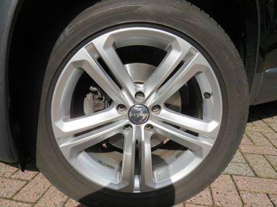 tweedehands VW Tiguan 1.4 TSI DSG lounge navi
